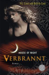 House of night. Verbrannt