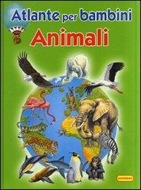 Atlante per bambini. Animali