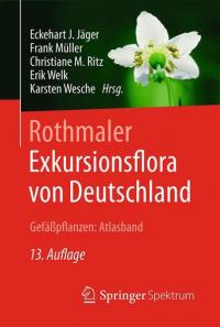 Rothmaler-Exkursionsflora von Deutschland