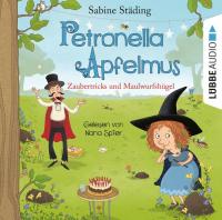Nana Spier liest Sabine Ständing, Zaubertricks und Maulwurfshügel