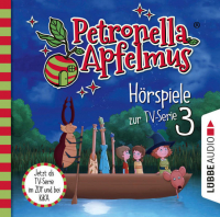 Petronella Apfelmus 3: Rettet Amanda! - Vollmondparty - Hatschi