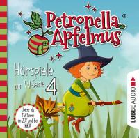 Petronella Apfelmus 4: Verhexte Bäckerei - Das Band der Freundschaft - Hexengeburtstag - Aufprall mit Folgen