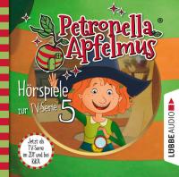 Petronella Apfelmus 5: Was ist nur im Dornwald los - Blick in die Zukunft - Hilda in der Falle