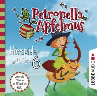 Petronella Apfelmus 6: Energie aus der Dose - Das blaue Wunder - Die Zauberprüfung