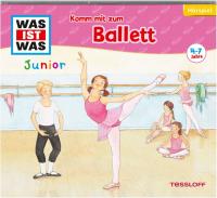 Komm mit zum Ballett