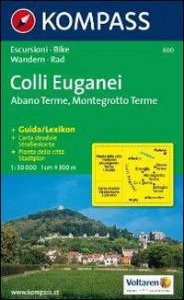 Colli Euganei [materiale cartografico]