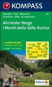 Ahrntaler Berge [materiale cartografico]