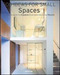 500 ideas para espacios reducidos
