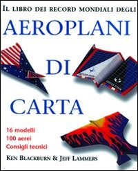 Il libro dei record mondiali degli aeroplani di carta