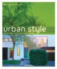 Eco architecture. Urban style