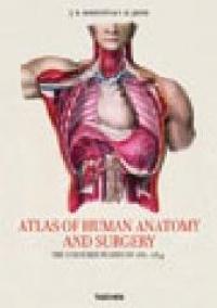 Atlas de anatomía humana y cirugía
