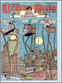 The complete Little Nemo 1905-1909 [and] Winsor McCay