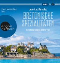 Gerd Wameling liest Jean-Luc Bannalec, Bretonische Spezialitäten