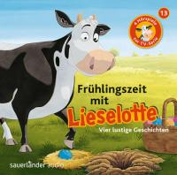 Frühlingszeit mit Lieselotte