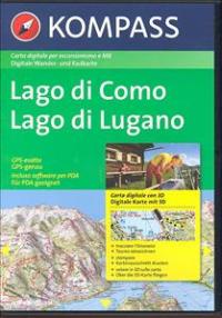 Lago di Como, Lago di Lugano
