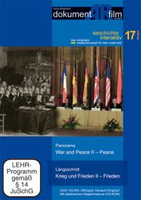 Längsschnitt Krieg und Frieden II
