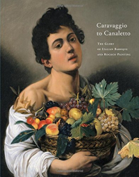 Caravaggio to Canaletto: the glory of italian baroque and rococo painting