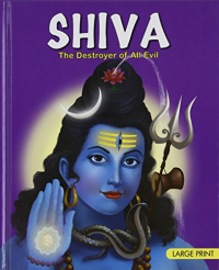 Shiva, the destroyer of all evil