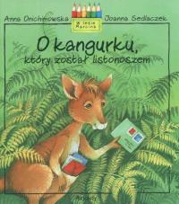 O kangurku, ktory zostal listonoszem