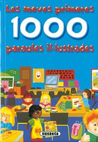 Les meves primeres 1000 paraules il-lustrades