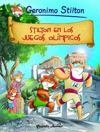 Stilton en los juegos olimpicos