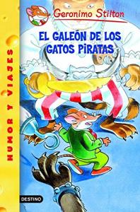 El galéon de los gatos piratas