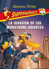 La invasion de los monstruos gigantes
