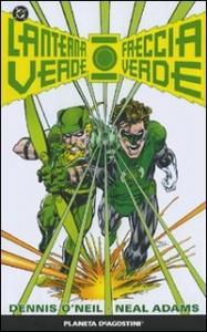 Lanterna Verde-Freccia Verde