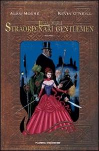 La lega degli straordinari gentlemen / Alan Moore, Kevin O'Neill. Vol. 1: 1898