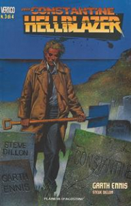 3: John Constantine Hellblazer