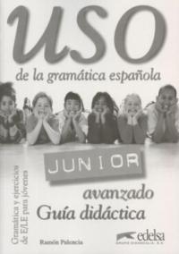 Uso junior avanzado : guía didáctica / Ramón Palencia