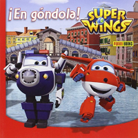 Super Wings. En gondola!