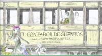 El contador de cuentos / Saki ; ilustraciones de Alba Marina Rivera ; traducción Verónica Canales y Juan Gabriel López Guix