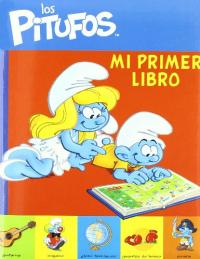 Mi primer libro los Pitufos