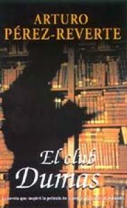 El club Dumas o, La sombra de Richelieu
