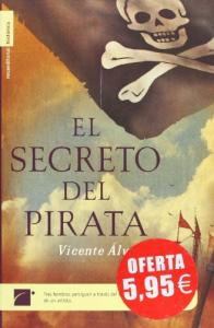El secreto del pirata / Vicente Álvarez