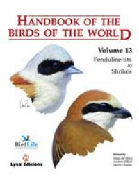 Vol. 13: Penduline-tits to Shrikes