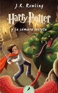 Harry Potter y la camara secreta / J. K. Rowling