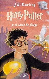 Harry Potter y el caliz de fuego / J. K. Rowling