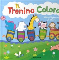 Il trenino colorato