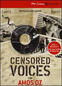 Censored voices [DVD]