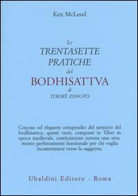 Le trentasette pratiche del Bodhisattva di Tokmé Zongpo