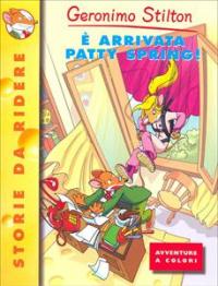 E arrivata Patty Spring!