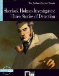 Sherlock Holmes investigates