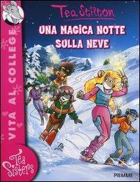 Una magica notte sulla neve