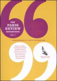 The Paris Review. Interviste, 1.