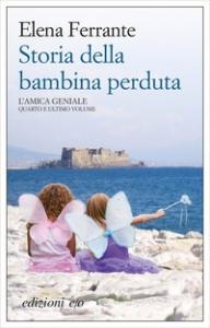 L' amica geniale. Volume 4, Storia della bambina perduta
