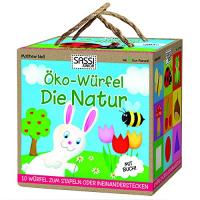 Oko-Wurfel die natur