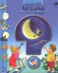La luna e vita?