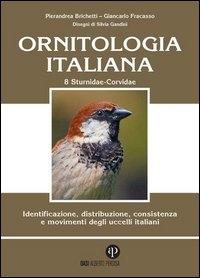 Vol. 8: Sturnidae-Fringillidae